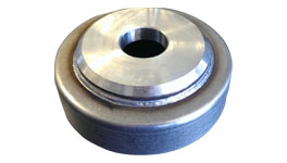 Custom Manufacturing of Steel Parts Using Rotary Positioner and MIG Welding
